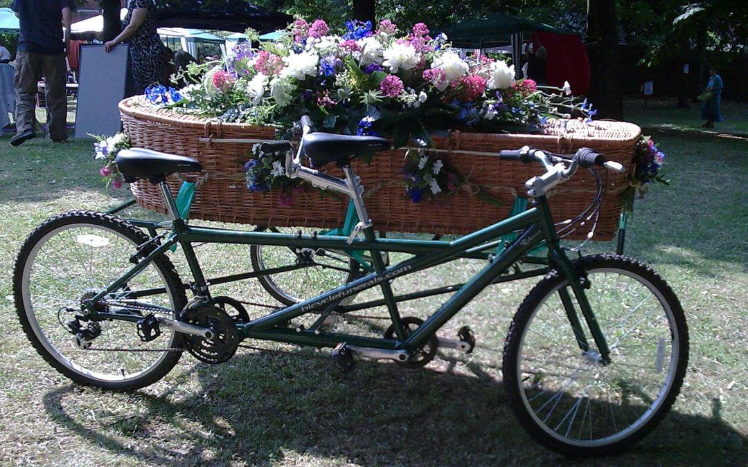 Rouw fiets